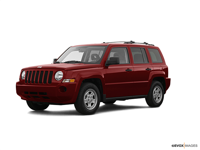 2007 Jeep Patriot Vehicle Photo in Neenah, WI 54956