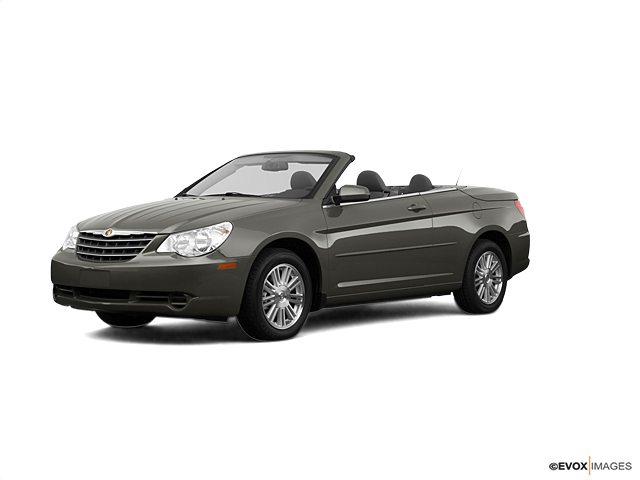 2008 Chrysler Sebring Vehicle Photo in Odessa, TX 79762