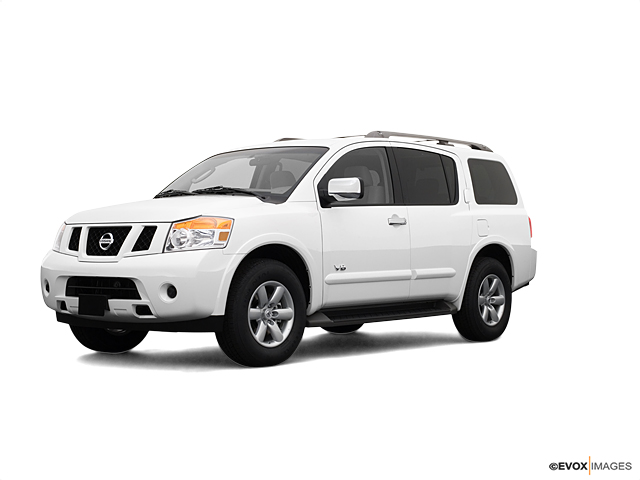 2008 Nissan Armada Vehicle Photo in San Antonio, TX 78209