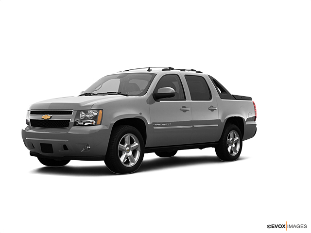 2007 Chevrolet Avalanche Vehicle Photo in Colorado Springs, CO 80905