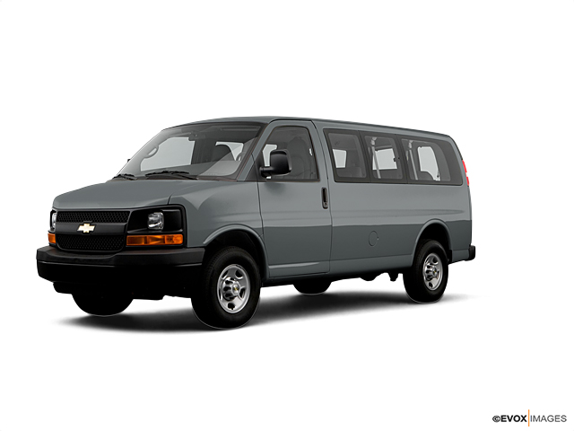 2008 Chevrolet Express Passenger Vehicle Photo in Anchorage, AK 99515