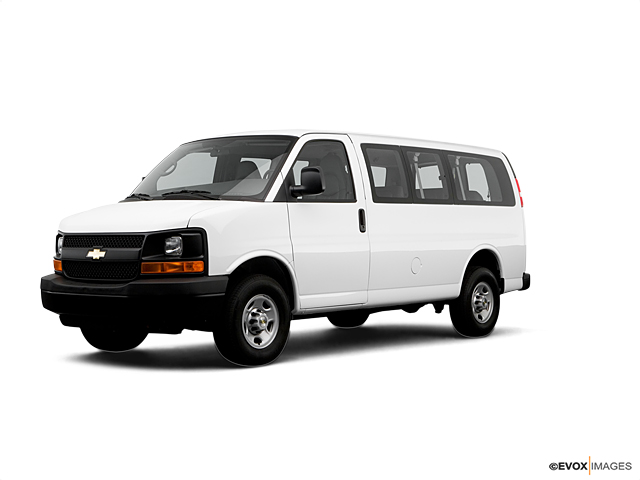 2008 Chevrolet Express Penger Vehicle Photo In Aurora Mo 65605