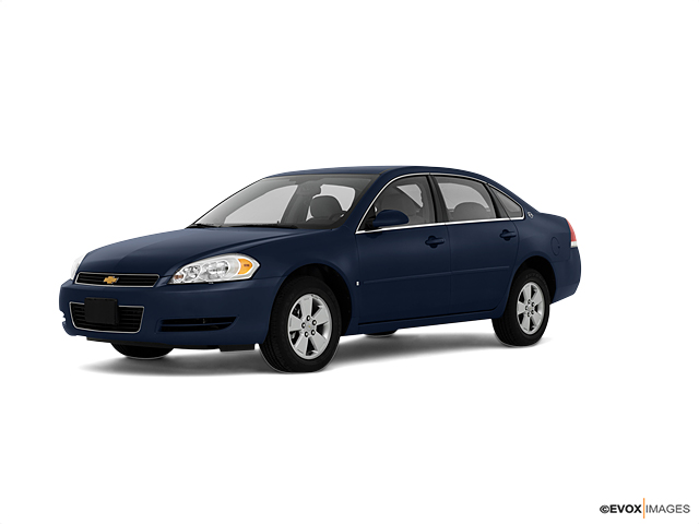 2008 Chevrolet Impala Vehicle Photo in Warrensville Heights, OH 44128