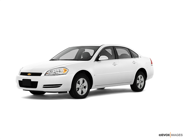 2008 Chevrolet Impala Vehicle Photo in Akron, OH 44320