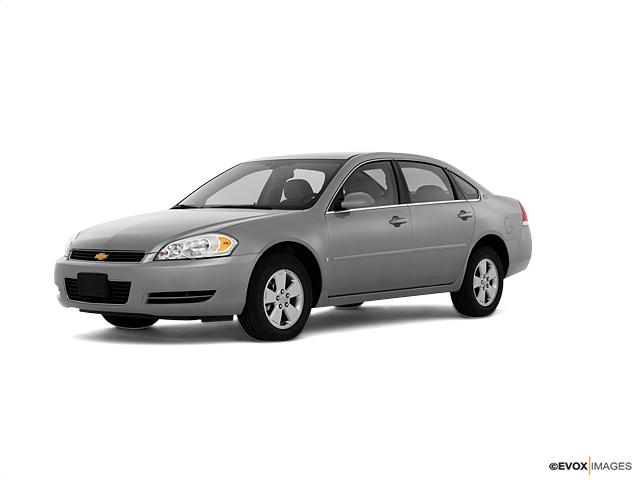 2008 Chevrolet Impala Vehicle Photo in Austin, TX 78759
