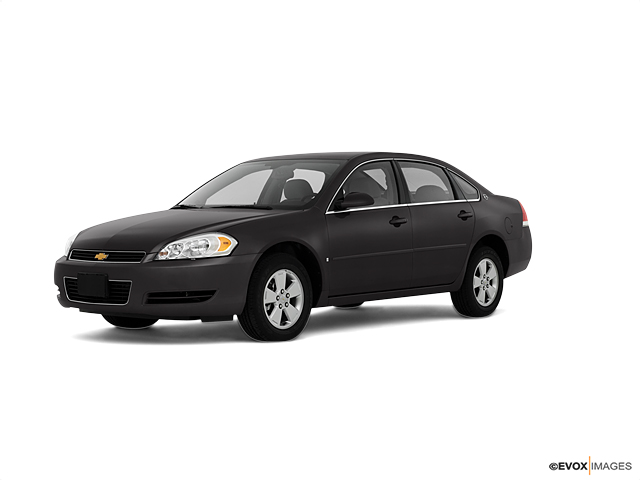 2008 Chevrolet Impala Vehicle Photo in Knoxville, TN 37912