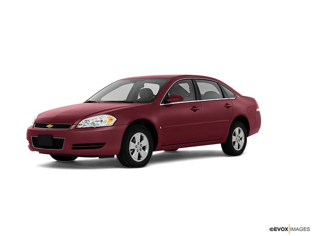 2008 Chevrolet Impala Vehicle Photo in Williamsville, NY 14221