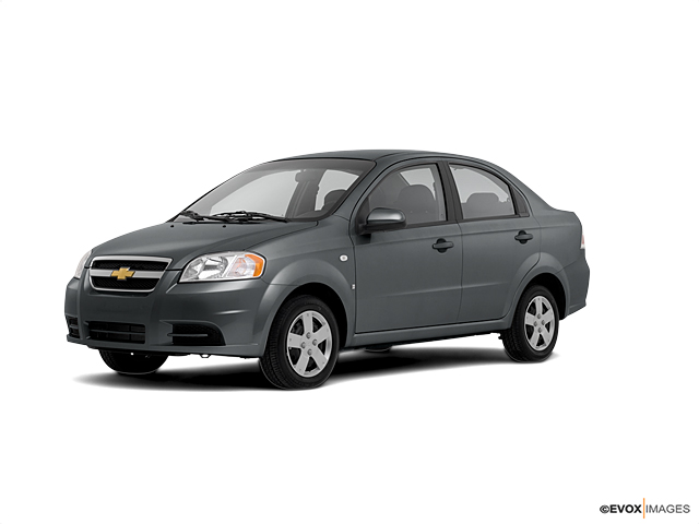 2008 Chevrolet Aveo Vehicle Photo in Owensboro, KY 42303