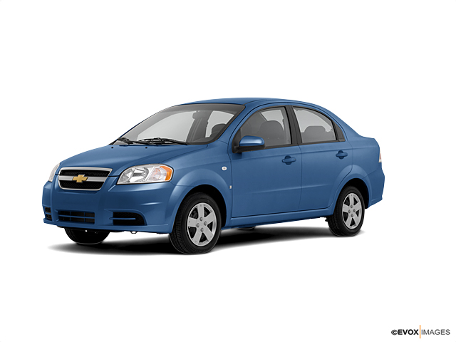 Pre Owned 2008 Chevrolet Aveo 4dr Sdn Ls