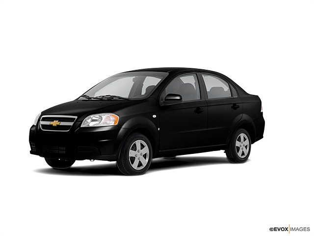 2008 Chevrolet Aveo Vehicle Photo in Mission, TX 78572