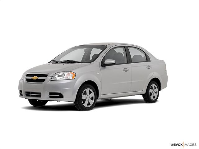 2008 Chevrolet Aveo Hubbard Portland Salem Or