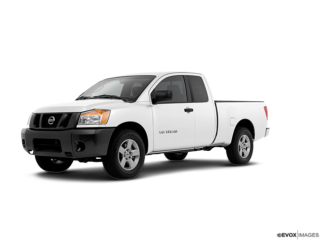 2008 Nissan Titan Vehicle Photo In Madera, CA 93637