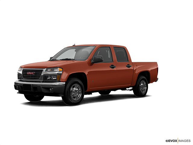 2008 GMC Canyon Vehicle Photo in Joliet, IL 60435