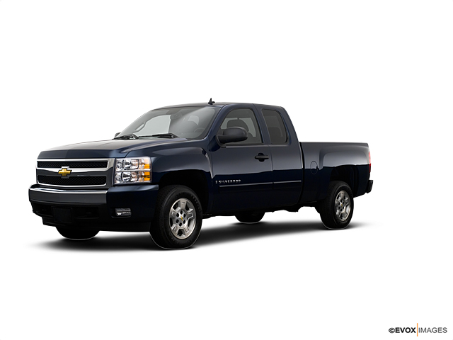 2008 Chevrolet Silverado 1500 Vehicle Photo in Anchorage, AK 99515