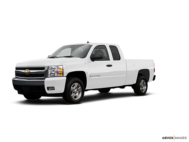 2008 Chevrolet Silverado 1500 Vehicle Photo in Colorado Springs, CO 80905