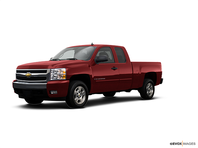 2008 Chevrolet Silverado 1500 Vehicle Photo in Newton Falls, OH 44444