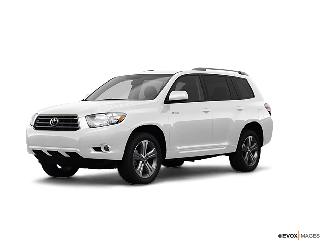 2008 Toyota Highlander Vehicle Photo in Owensboro, KY 42303