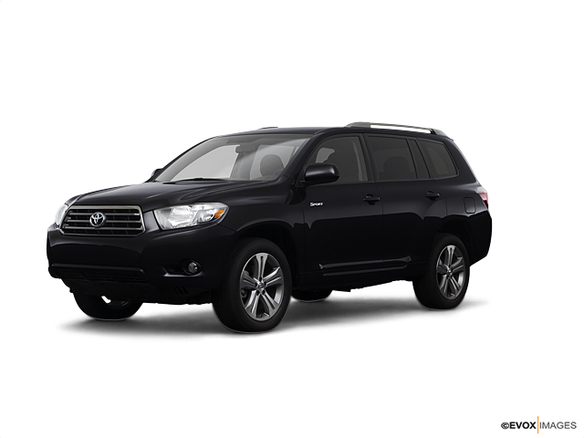 2008 Toyota Highlander Vehicle Photo in Richmond, VA 23231