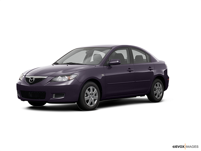 2008 Mazda Mazda3 Vehicle Photo in Kernersville, NC 27284