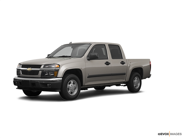 2008 Chevrolet Colorado Vehicle Photo in New Bern, NC 28562