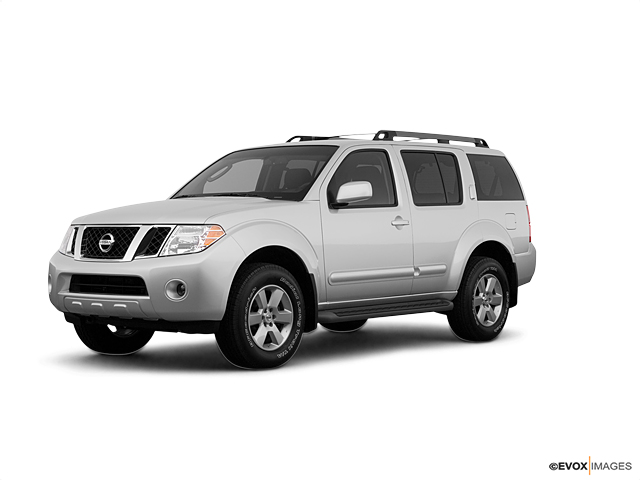 2008 Nissan Pathfinder Vehicle Photo in West Chester, PA 19382