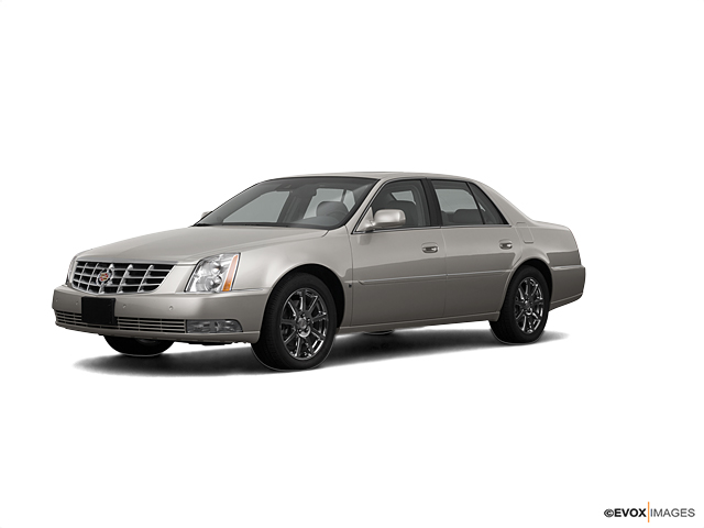 2008 Cadillac DTS Vehicle Photo in Janesville, WI 53545