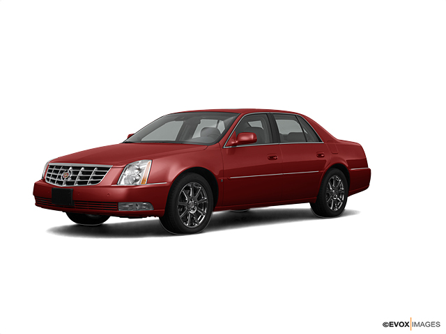 2008 Cadillac DTS Vehicle Photo in Gulfport, MS 39503