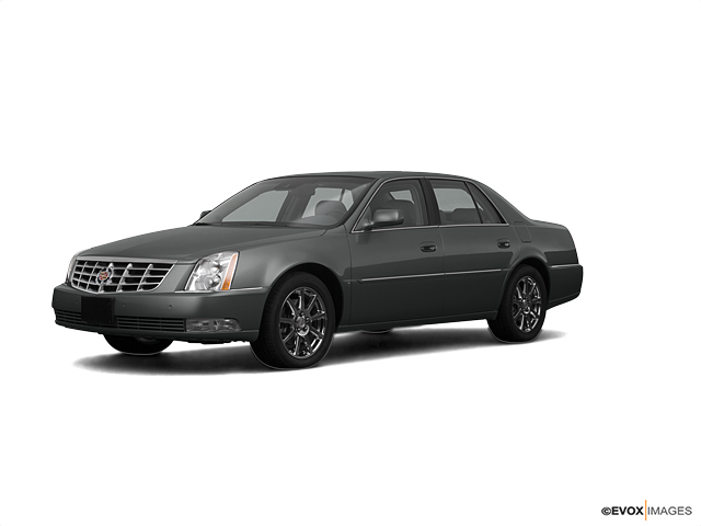 2008 Cadillac DTS Vehicle Photo in Durham, NC 27713