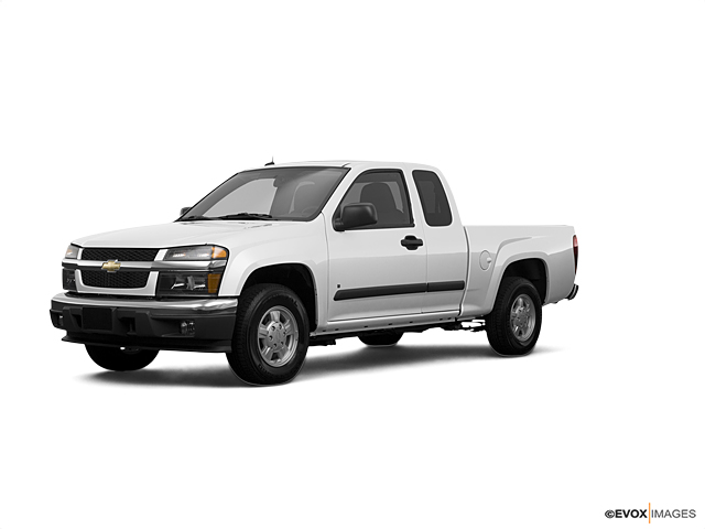 2008 Chevrolet Colorado Vehicle Photo in Gaffney, SC 29341