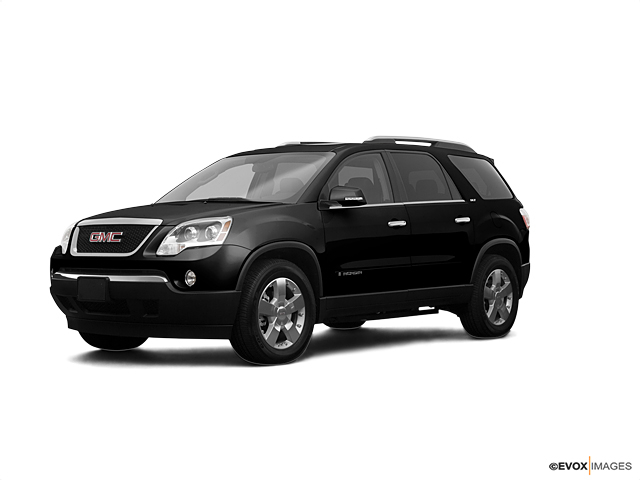 2008 GMC Acadia Vehicle Photo in Warren, OH 44483