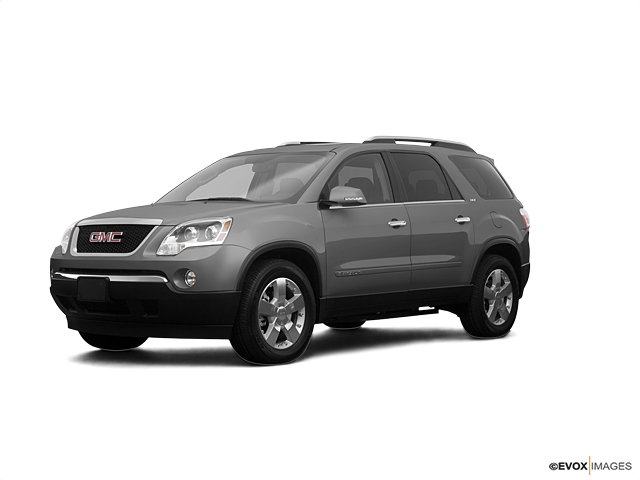 2008 GMC Acadia Vehicle Photo in Owensboro, KY 42303