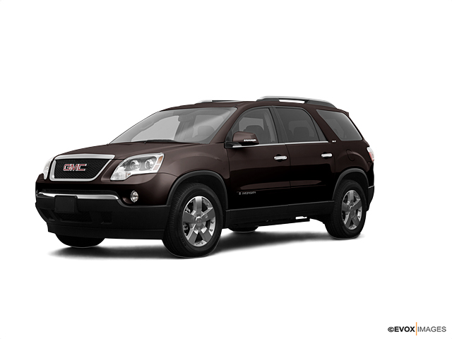 2008 GMC Acadia Vehicle Photo in Twin Falls, ID 83301
