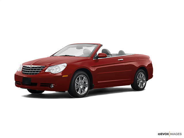 2008 Chrysler Sebring Vehicle Photo in Richmond, VA 23231