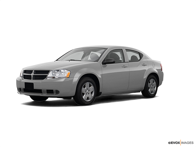 2008 Dodge Avenger Vehicle Photo in Colorado Springs, CO 80905