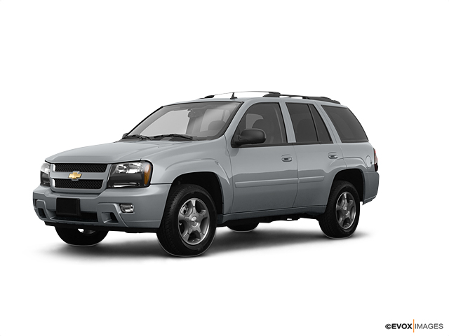 2008 Chevrolet TrailBlazer Vehicle Photo in San Antonio, TX 78254