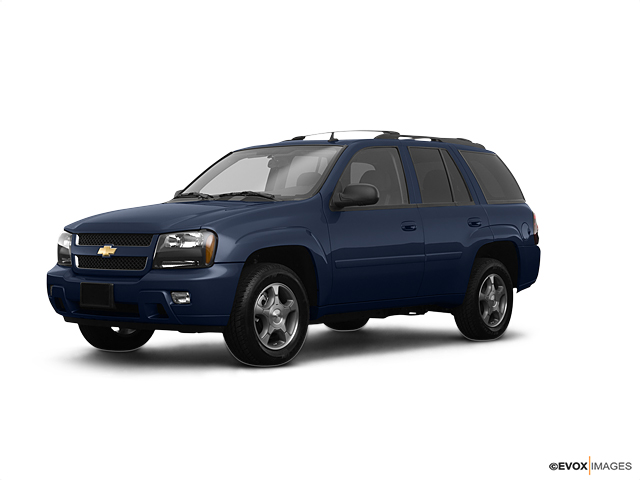 2008 Chevrolet TrailBlazer Vehicle Photo in Owensboro, KY 42303