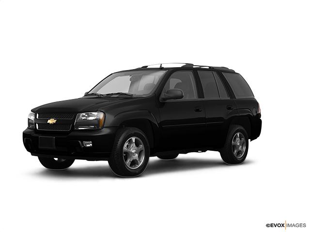 2008 Chevrolet TrailBlazer Vehicle Photo In Grand Ledge, MI 48837
