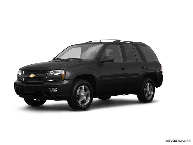 2008 Chevrolet TrailBlazer Vehicle Photo in Oak Lawn, IL 60453