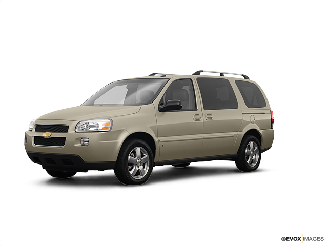 2008 Chevrolet Uplander Vehicle Photo in Newton Falls, OH 44444