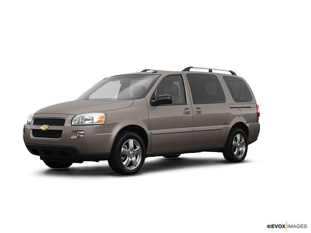 2008 Chevrolet Uplander Vehicle Photo in Gulfport, MS 39503