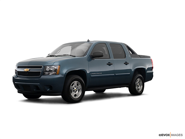 2008 Chevrolet Avalanche Vehicle Photo in Enid, OK 73703