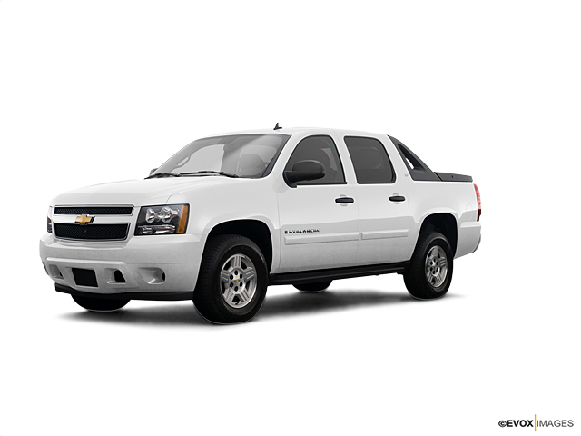 2008 Chevrolet Avalanche Vehicle Photo in Gulfport, MS 39503