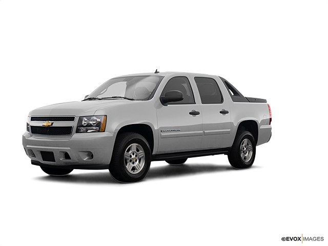 2008 Chevrolet Avalanche Vehicle Photo in Norwich, NY 13815