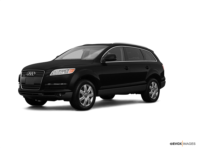 2008 Audi Q7 Vehicle Photo in Bend, OR 97701