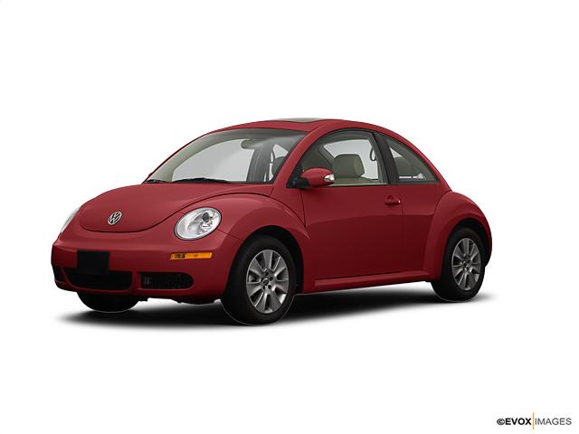 2008 Volkswagen New Beetle Coupe Vehicle Photo in Wesley Chapel, FL 33544