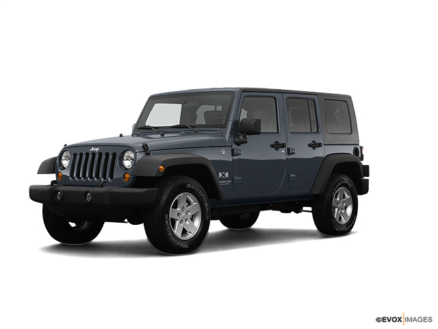 2008 Jeep Wrangler Vehicle Photo in Annapolis, MD 21401