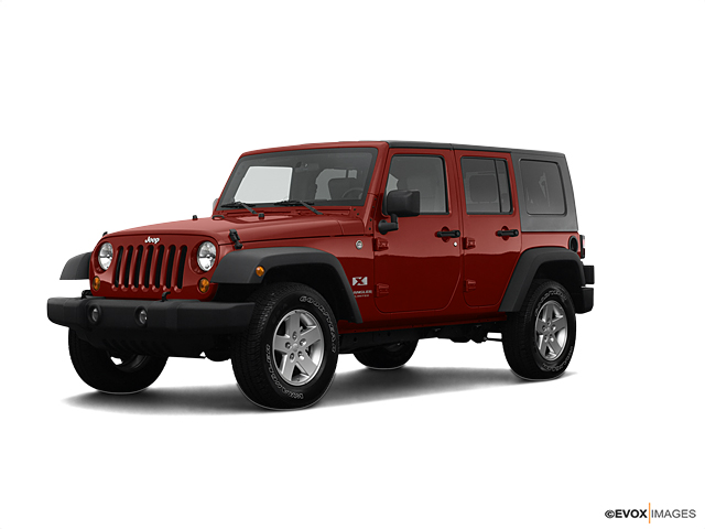 2008 Jeep Wrangler Vehicle Photo in Bend, OR 97701