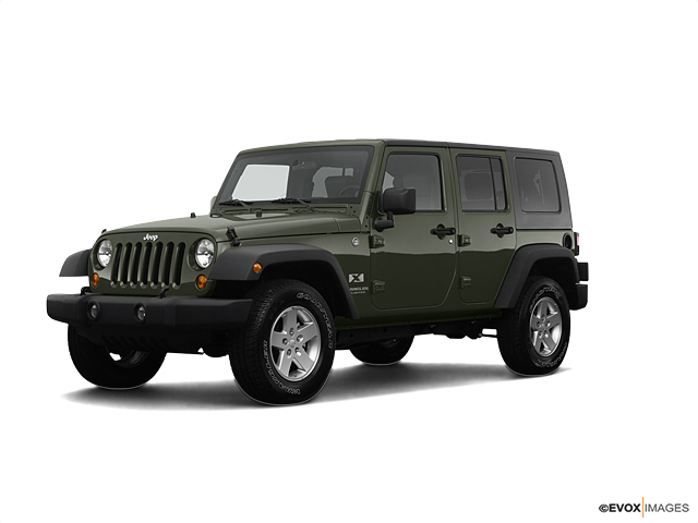 2008 Jeep Wrangler Vehicle Photo in Austin, TX 78759