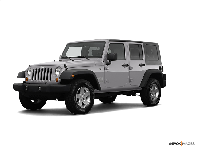 2008 Jeep Wrangler Vehicle Photo in Rosenberg, TX 77471