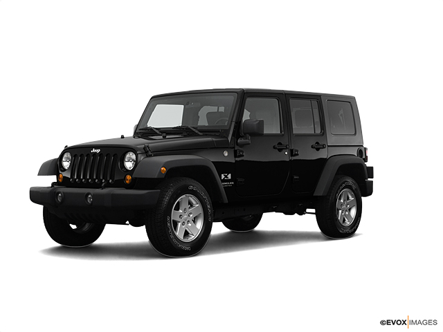 2008 Jeep Wrangler Vehicle Photo in Tuscumbia, AL 35674